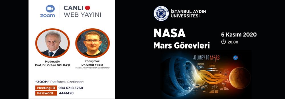 NASA Mars Görevleri